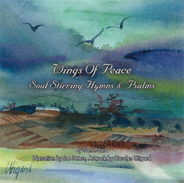 wings of peace CD COVER